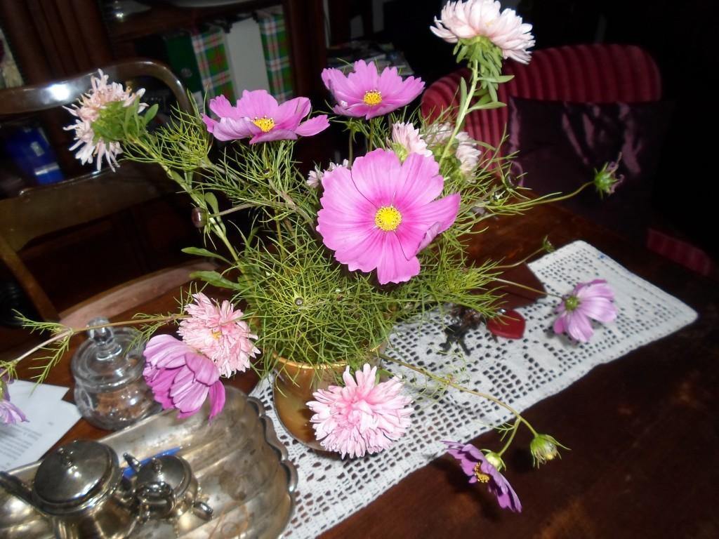 Kwiaty od mamy