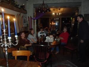 goście z Plusk, Stawigudy i Niemiec